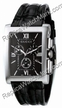Gucci 8600 Serie Black Herrenuhr YA086307