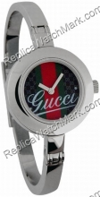 Gucci 105 Serie Steel Bangle Damenuhr YA105522