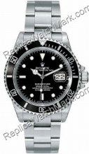 Suiza Rolex Oyster Perpetual Submariner Date Reloj para hombre d