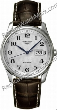 Longines Master Data automático Big L2.648.4.78.3 (L26484783)
