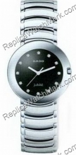 Rado Coupole Jubile Black 12 Diamond Mens Watch R22625723