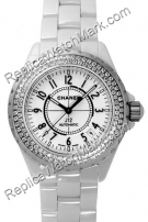 Chanel J12 Diamonds Mens Watch H0969