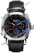 Panerai Ferrari 8 Days Chrono Monopulsante GMT Mens Watch FER000