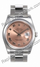 Suiza Hombres Rolex Oyster Perpetual Datejust Mira 116200-PRO