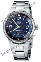 Oris WilliamsF1 Team Day Date Mens Watch 635.7560.41.65.MB