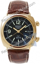 Panerai Radiomir GMT Alarm Mens Watch PAM00238