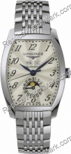 Longines Evidenza Mens Moon Phase L2.671.4.78.6