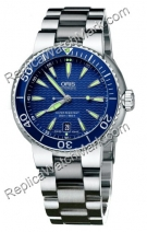Oris Mens Data TT1 Divers Watch 733.7533.85.55.MB