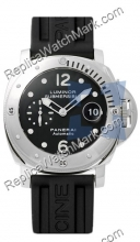 Mens Luminor Panerai Watch submersíveis PAM00024