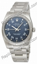Hommes AirKing Rolex Watch 114210BLRO