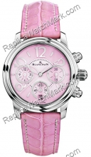 Blancpain Flyback Camelia Ladies Watch 3485F.1141.53B