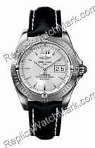 Breitling Windrider Cockpit Steel Black Mens Watch A4935011-G5-4