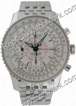 Breitling Navitimer Montbrilliant Mens Watch Steel Datora A21330