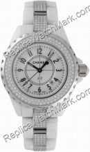 Chanel J12 Diamond Ladies Watch H1420