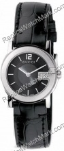 Gucci 101G Mesdames acier G-Watch Black Watch YA101503