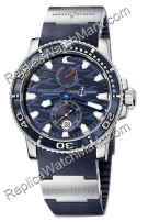 Ulysse Nardin Blue Surf Limited Edition Mens Watch 263-36LE-3