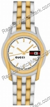 Gucci 5500 Series Two-Tone Steel Ladies Watch YA055515