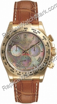 Swiss Rolex Oyster Perpetual Cosmograph Daytona Mens Watch 11651