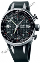 Oris Williams TT3 Chronograph Mens Watch 674.7587.72.64.RS