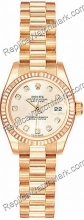 Rolex Oyster Perpetual Datejust Ladies Lady ver 179.175-RDP