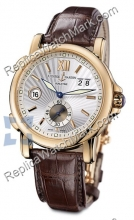 Ulysse Nardin Dual Time 42 milímetros Mens Watch 246-55-31