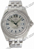Breitling Windrider Mens Steel Watch Cockpit A4935011-G5-361A