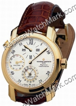 Vacheron Constantin Malte Dual Time Regulator 42005/000j-8901
