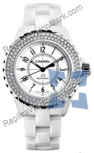 Chanel J12 Diamonds Ladies Watch H0967