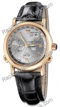 Ulysse Nardin GMT +- Perpetual Mens Watch 326-22-32