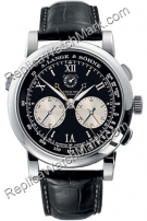 Un Homme Lange & Söhne Lange Double Split Watch 404,035