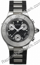 Cartier Must 21 Chronoscaph w10198u2