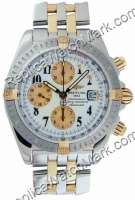 Breitling Chronomat Evolution Windrider 18kt Yellow Gold Watch M
