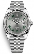 Rolex Datejust Wimbledon 41mm 126334