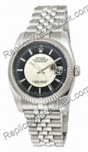 Hombres Rolex Oyster Perpetual Datejust Ver 116234BKRSJ