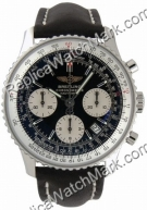 Breitling Navitimer Mens Steel Black Watch A2332212-B6-435X