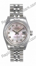 Rolex Oyster Perpetual Datejust Lady Ladies Watch 179174-MAJ