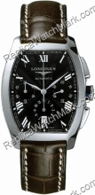 Evidenza Longines Mens Chronograph Automatic L2.643.4.51.4