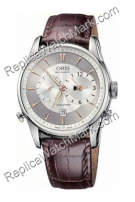 Oris Artelier Worldtimer Mens Watch 690.7581.40.51.LS