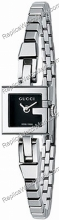 G Gucci Watch-102G Feminina Mini Black Watch YA102506
