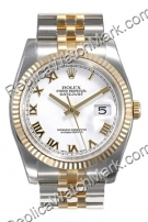 Rolex Oyster Perpetual Datejust Mens Watch 116.233-WRJ