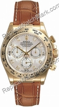Swiss Rolex Oyster Perpetual Cosmograph Daytona Mens Watch 116.5