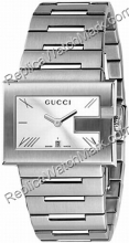 Gucci G-Watch 100G Steel Ladies Watch YA100506