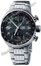 Oris TT3 Williams Mens Chronographe 674.7587.72.64.MB