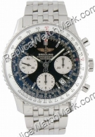 Breitling Navitimer Mens Steel Black Watch A2332212-B6-431A