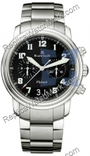 Blancpain Leman Flyback Grand Homme Date Watch 2885F-1130-1171