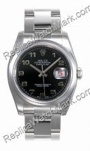 Rolex Oyster Perpetual Datejust Mens Watch 116.200-BKAO