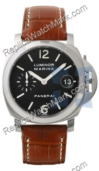 Panerai Luminor Marina Automatic 40mm Mens Watch PAM00048