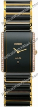 Rado Integral Superjubile Diamond Black and Gold Unisex Watch R2
