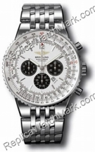 Breitling Navitimer Heritage Steel Mens Watch A3534012-G5-430A