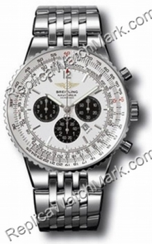 Breitling Navitimer Heritage Mens Steel Watch A3534012-G5-430A
